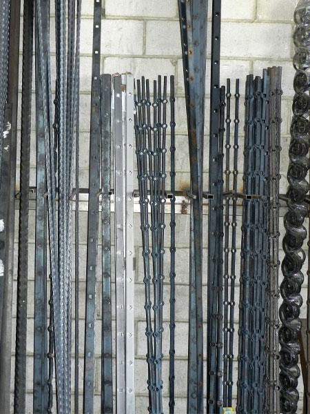 Productos de hierro acero y forja en madrid almac n - Pletinas de hierro ...